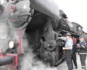 Treno storico Fogliano Redipuglia