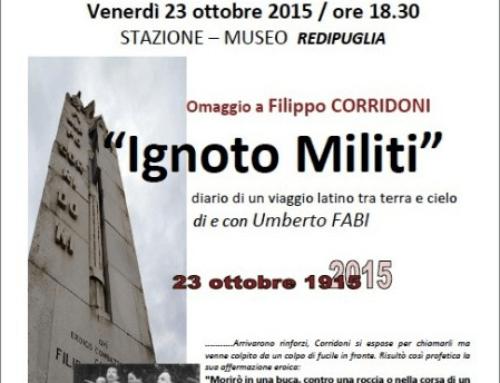 IGNOTO MILITI