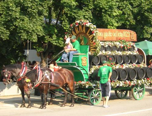 LASKO: Festa della birra e dei fiori