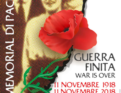 Memorial di Pace WAR IS OVER – Guerra finita 11.11.18